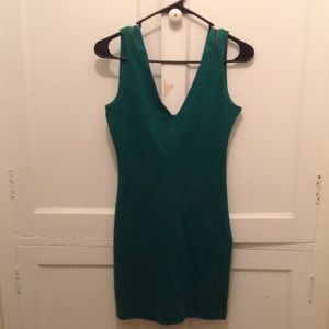 NWOT Zara Trafaluc body con mini dress 🎀
